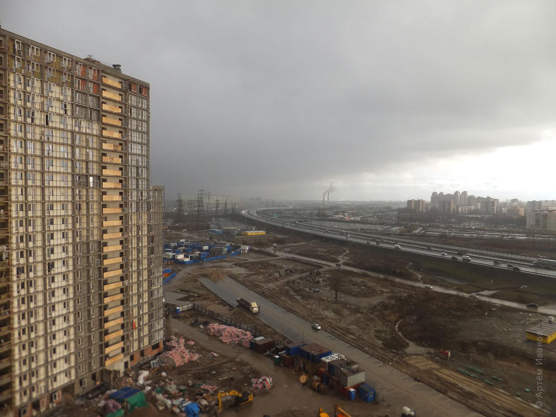 ЖК-Мой-город